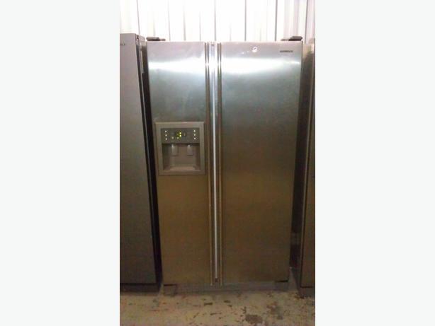 Samsung Rs21dgrs American Style Fridge Freezer Free