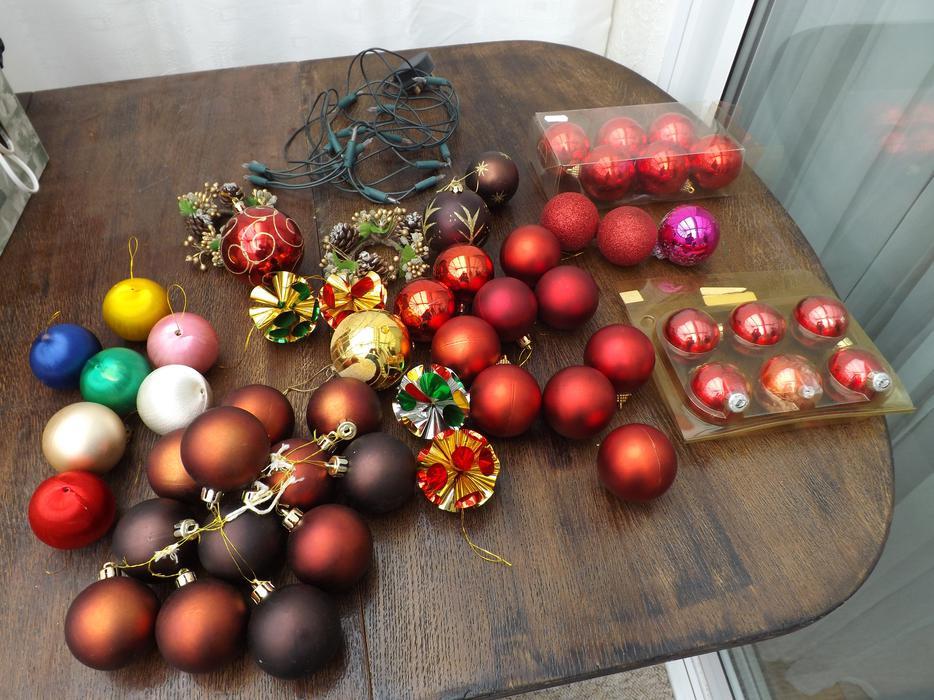 Job lot of christmas decorations wolverhampton sandwell