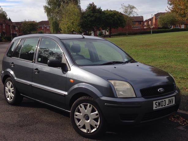 ford fusion 2004 5 door 2 keys great family car outside black country region wolverhampton. Black Bedroom Furniture Sets. Home Design Ideas