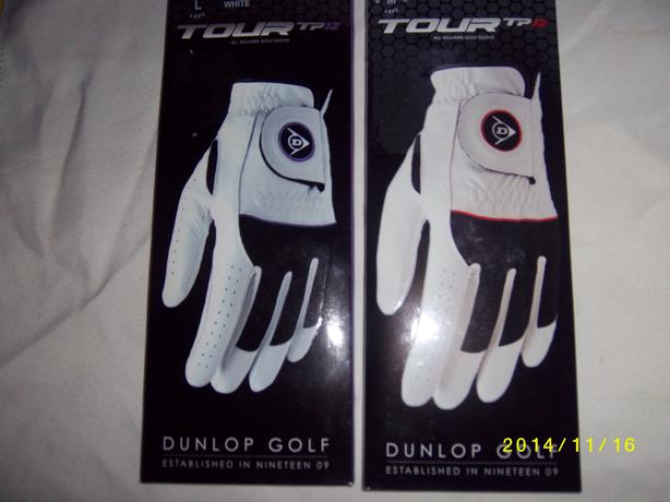 Dunlop  Golf Gloves Male and Female