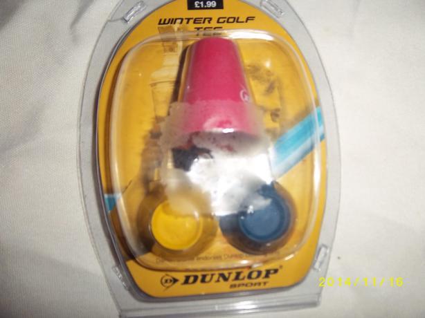 Dunlop Rubber Winter Tees