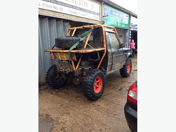 Land Rover Discovery Trayback 200tdi Sedgley Dudley