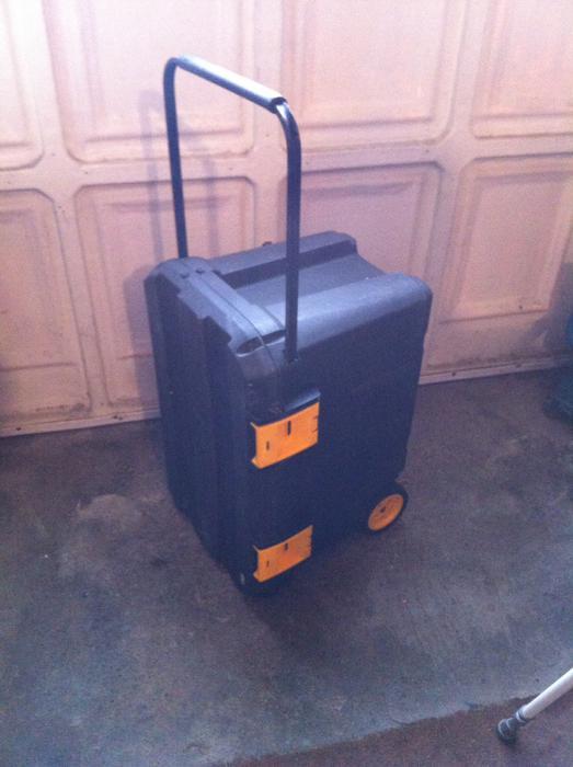 Zag Tool Storage Box Case Walsall Sandwell