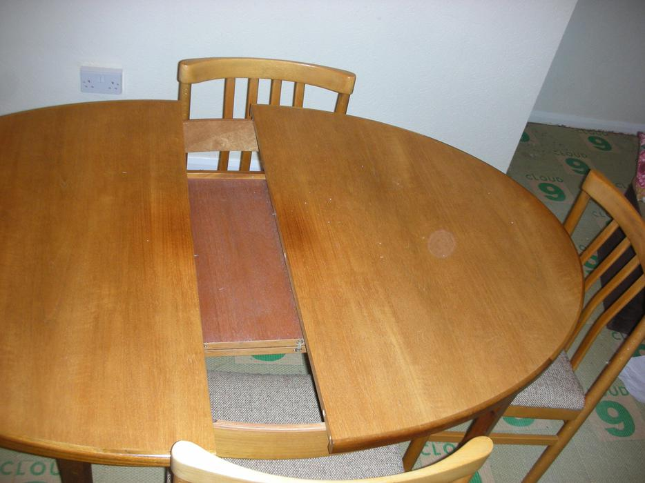 dining table 4 chairs for sale dudley sandwell