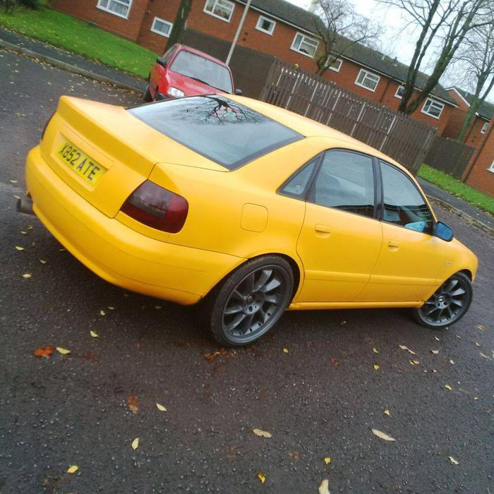 Audi A4 For Sale Near Me: MODIFIED AUDI A4 B5 TURBO 260BHP MERC ALLOYS SWAP SALE PX WHY West Bromwich, Sandwell