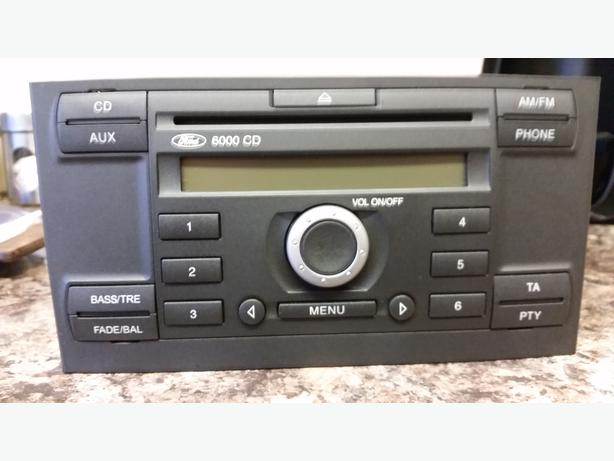 ford mondeo 6000 cd radio cd player dudley dudley. Black Bedroom Furniture Sets. Home Design Ideas