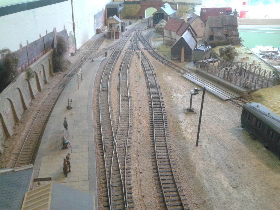 Oo Gauge Model Railway Layout Quot Elmbury Quot Outside Birmingham