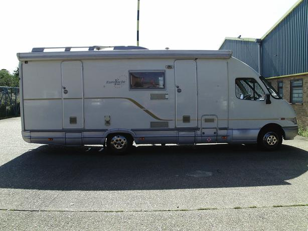 Ford Iveco Turbo Daily Motorhome West Bromwich Dudley