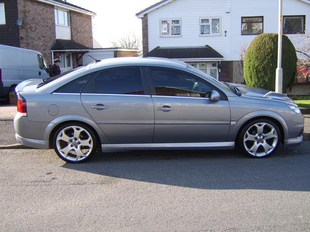 Vauxhall Vectra Exterior Pack Cdti Sri 150 Dudley