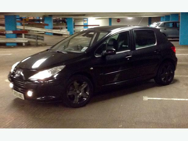 2006 55 Peugeot 307 2 0 Hdi Xsi 140 Bhp 6 Speed Facelift Model Sandwell Dudley