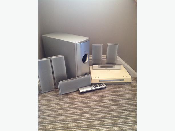 pioneer xv dv99 home cinema 5 1 system inc dvd player. Black Bedroom Furniture Sets. Home Design Ideas