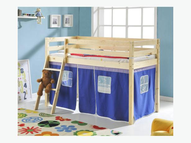 REDUCED THIS WEEKEND ONLY ** BNIB Cabin Bed SHORTY Mid Sleeper with ...