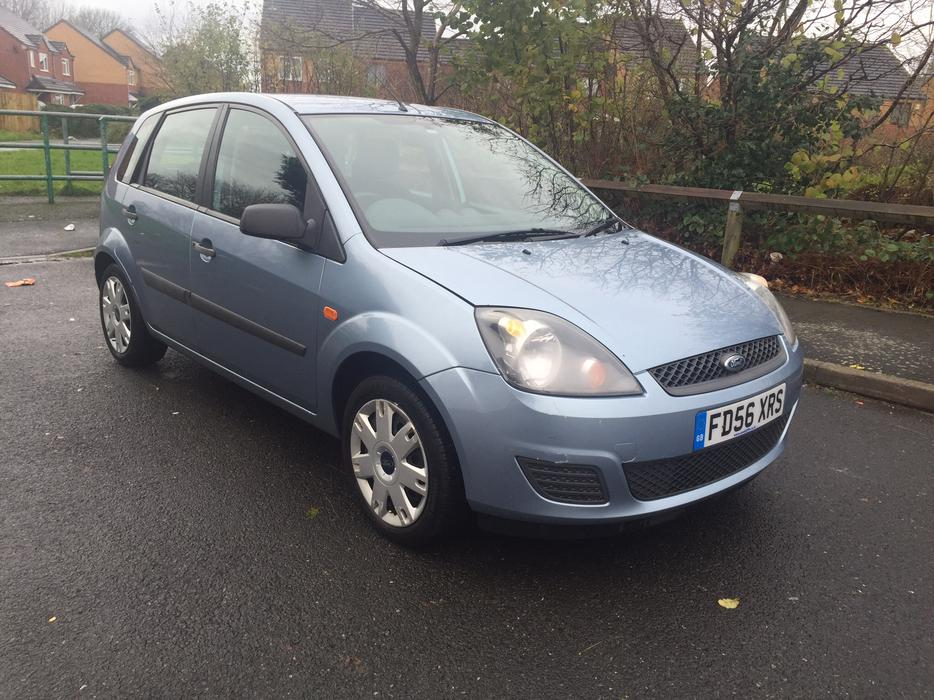 2007 ford fiesta 1 4 diesel one year mot wolverhampton wolverhampton. Black Bedroom Furniture Sets. Home Design Ideas