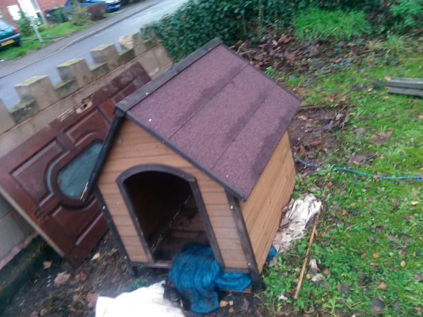Dog Kennel Antiques Walsall