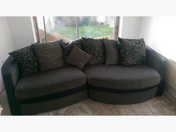 Charmant Victoria Snuggle Sofa