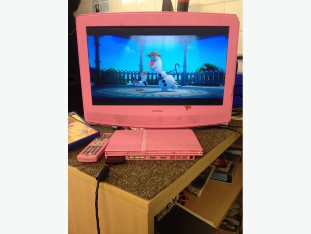 "Pink TV 19"""