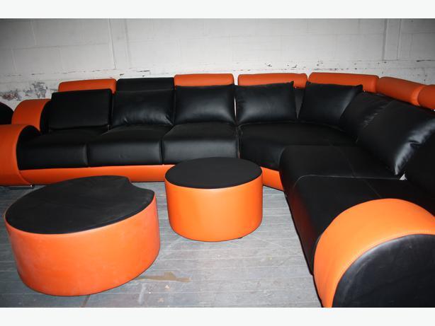 Catania Elite 3c2 Black/Orange