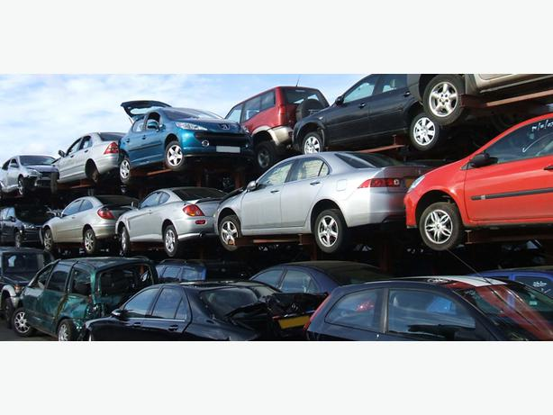 WANTED: Used, Salvage & Scrap Cars & Vans