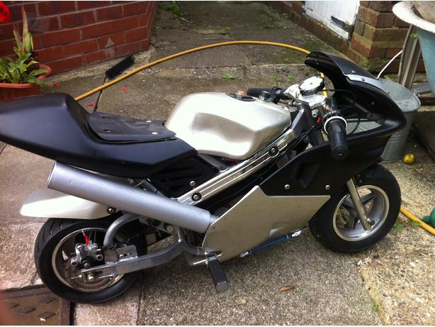 mini moto for sale not 125cc yamaha corsa kawasaki smethwick sandwell. Black Bedroom Furniture Sets. Home Design Ideas