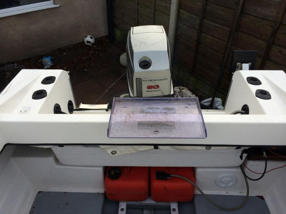 2000 Warrior 150 Fishing Boat Darlaston Dudley