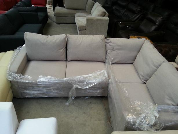 Customer returned argos seattle fabric sofa bed in mint for Seattle sofa bed