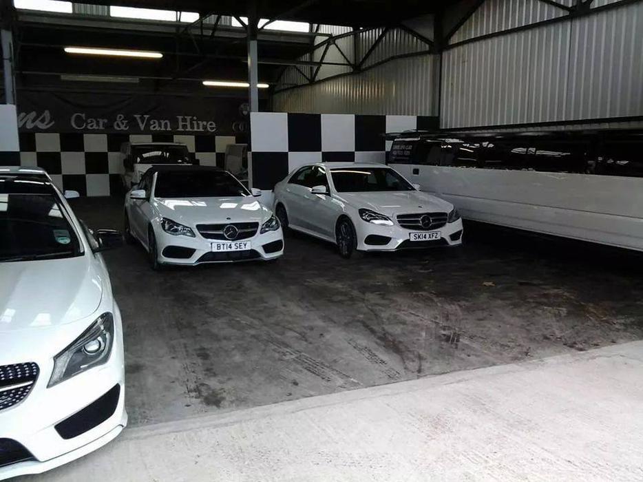 Sports Car Hire Wolverhampton