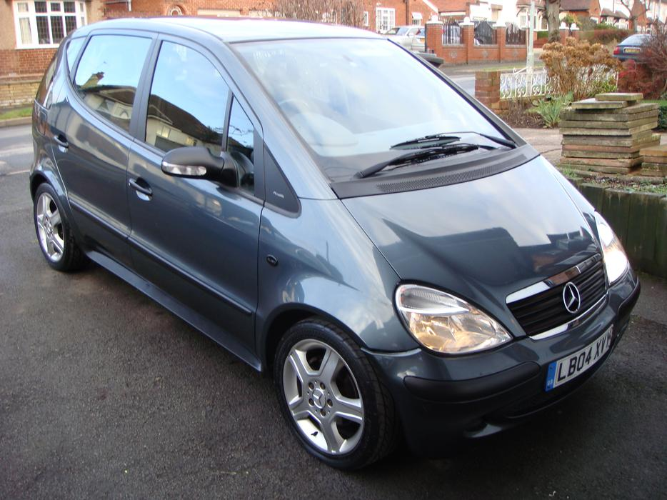 mercedes benz a class a140 16v picadilly edition lwb 2004 wolverhampton dudley. Black Bedroom Furniture Sets. Home Design Ideas