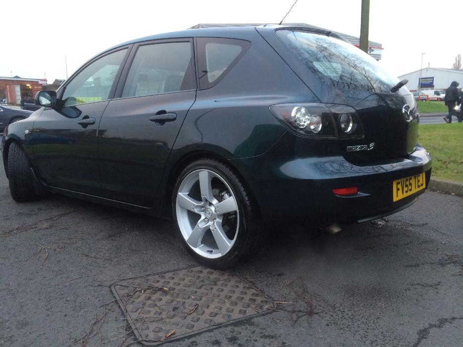 Mazda Ts2 Used 1 Dr 105 Bhp For Sale In Cheshire Mazda 6