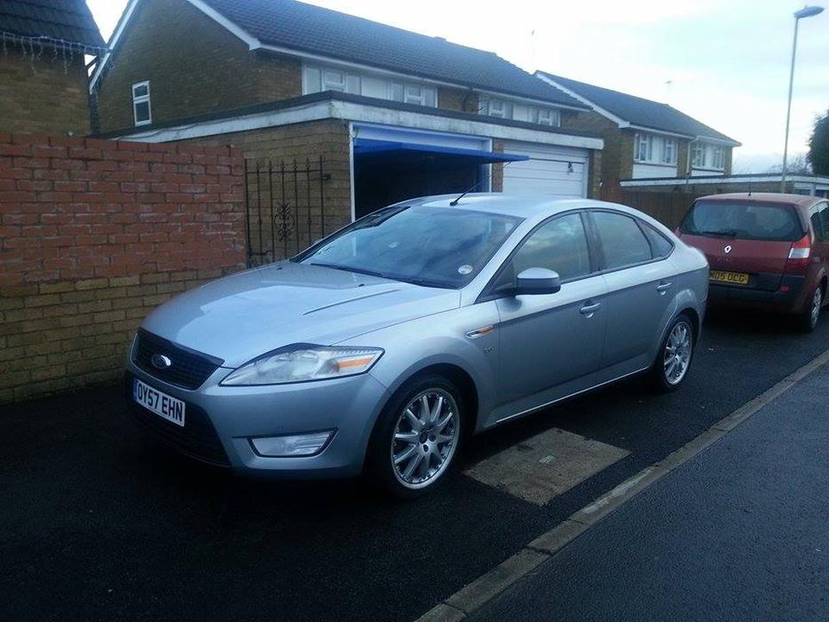 2007 57 ford mondeo mk4 2 0 tdci 140bhp hatchback diesel. Black Bedroom Furniture Sets. Home Design Ideas