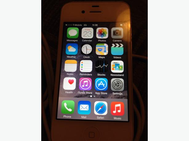 iphone 4s tmobile iphone 4s t mobile orange ee network 32gb white walsall 10934