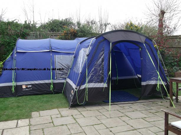 Kalahari 10 tent & Kalahari 10 tent SANDWELL Sandwell