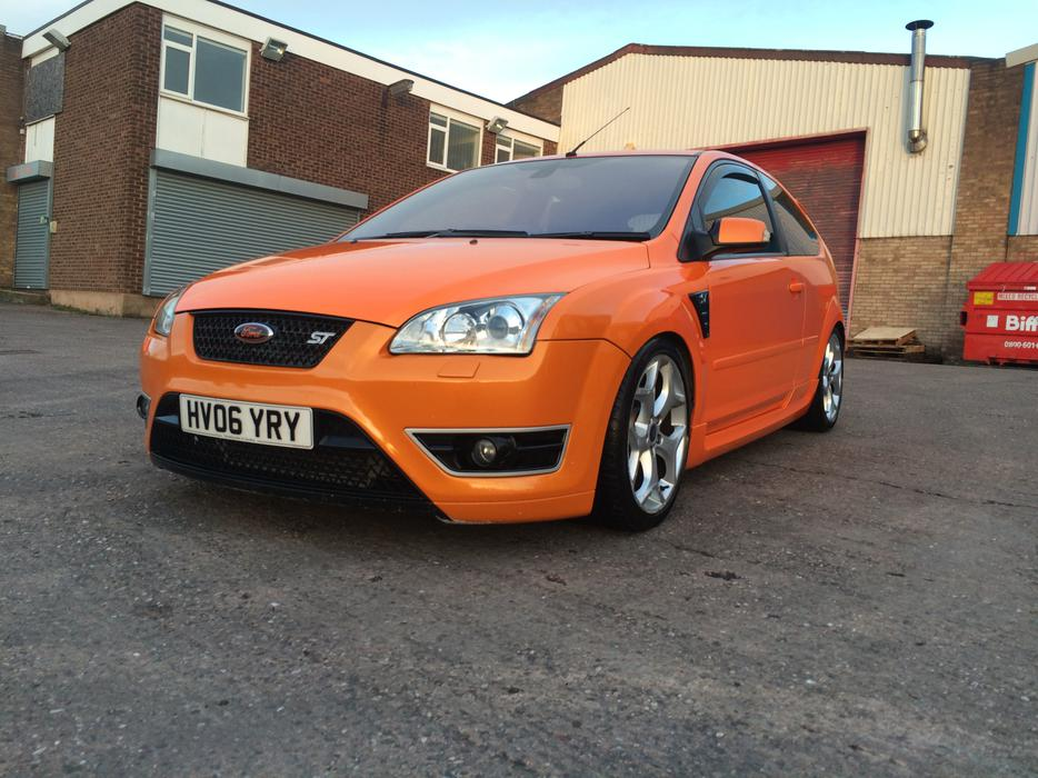 2006 ford focus st 3 rs engine conversion 360 bhp low. Black Bedroom Furniture Sets. Home Design Ideas