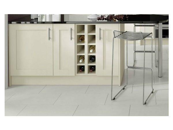 7 piece kitchen units ivory shaker brand new for 300mm deep kitchen units
