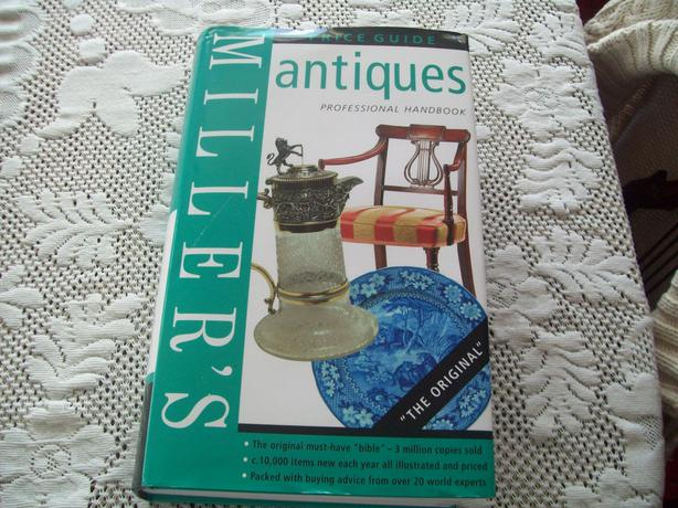 millers 2002 antiqes price guide