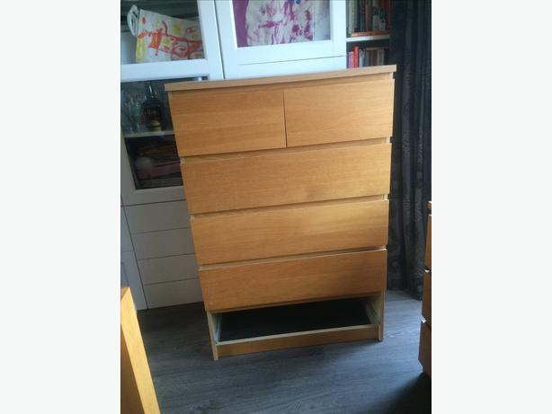 Log In Needed 30 IKEA Malm Bedroom Furniture Chest Of Drawers