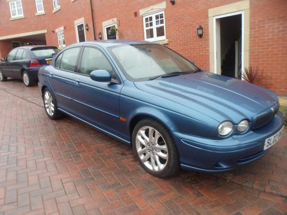jaguar x type 4x4 manual 3 0 v6 sport 2002 other wolverhampton. Black Bedroom Furniture Sets. Home Design Ideas