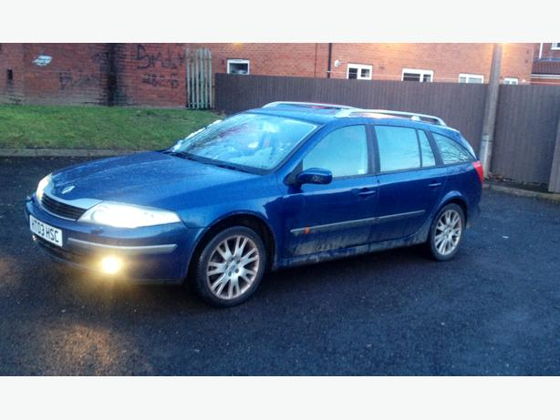 2003 renault laguna 1 8 dynamique 16v estate oldbury wolverhampton. Black Bedroom Furniture Sets. Home Design Ideas
