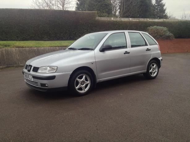 2001 seat ibiza chill 1 4 wednesfield dudley. Black Bedroom Furniture Sets. Home Design Ideas