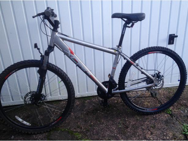 Apollo Xc 26 Se 17 34 Mountain Bike For Sale Excellent