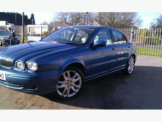 stunning 2002 jaguar x type 3 0 v6 4x4 cheap 795 ovno wolverhampton dudley. Black Bedroom Furniture Sets. Home Design Ideas