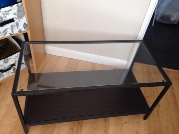 Ikea Glass Top Coffee Table Sandwell Dudley