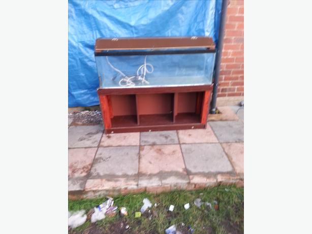 Fish Tank And Stand Rowley Regis Dudley