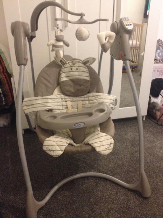 Graco Baby Swing Chair Wednesbury Dudley