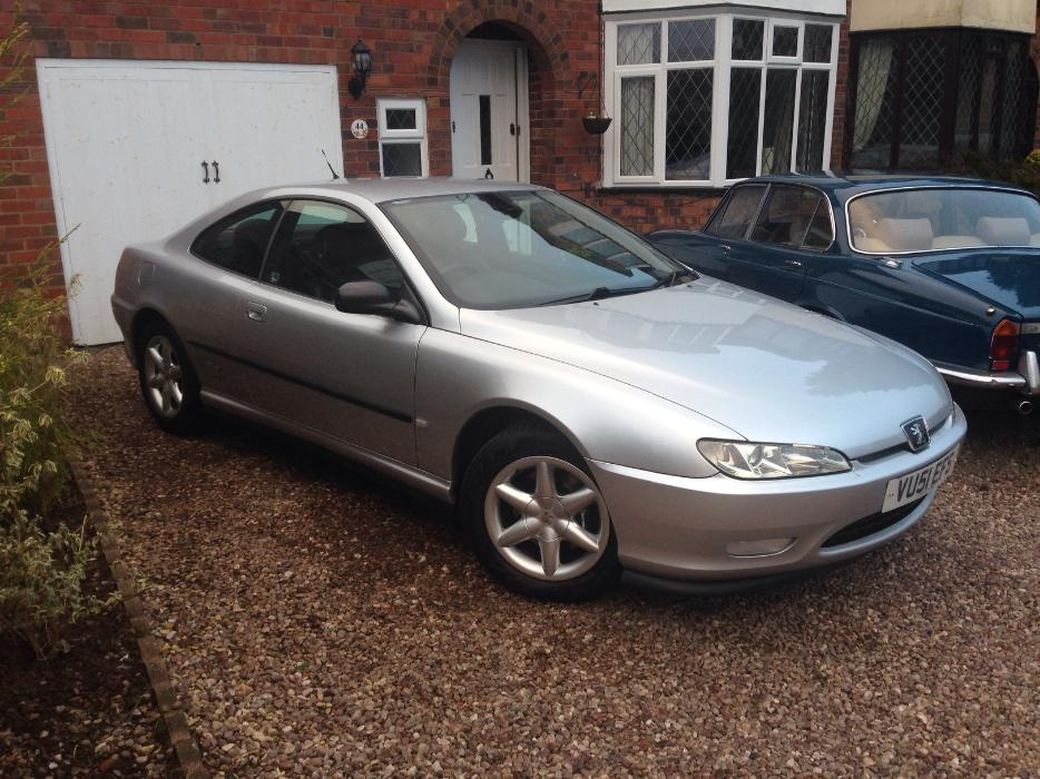 peugeot 406 coupe 2 2 hdi diesel wolverhampton sandwell. Black Bedroom Furniture Sets. Home Design Ideas