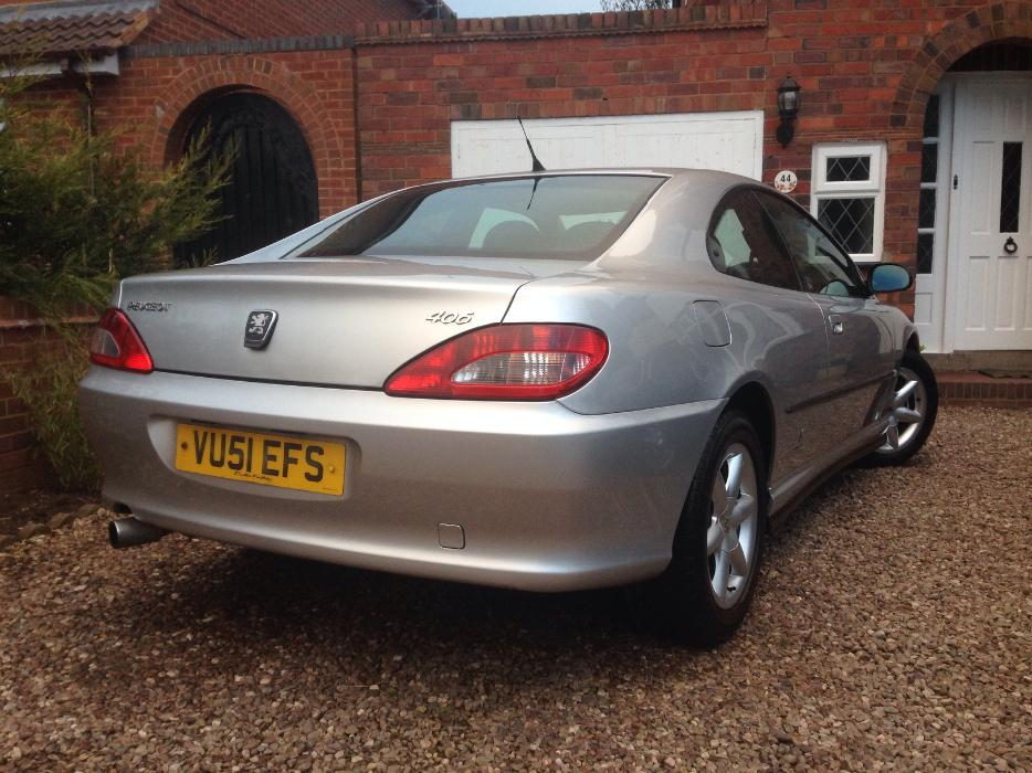 peugeot 406 coupe 2 2 hdi diesel wolverhampton wolverhampton. Black Bedroom Furniture Sets. Home Design Ideas