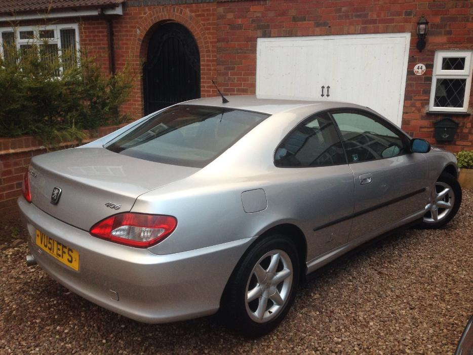 peugeot 406 coupe 2 2 hdi diesel wolverhampton dudley. Black Bedroom Furniture Sets. Home Design Ideas