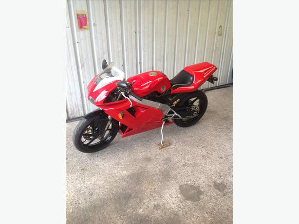  Log In needed £3,995 · Cagiva Mito Evo, rd350 engine, one off