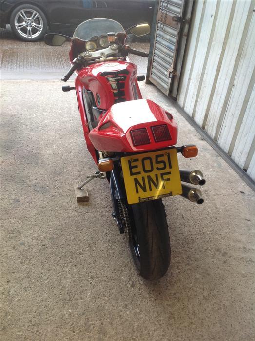 £3,995 · Cagiva Mito Evo, rd350 engine, one off