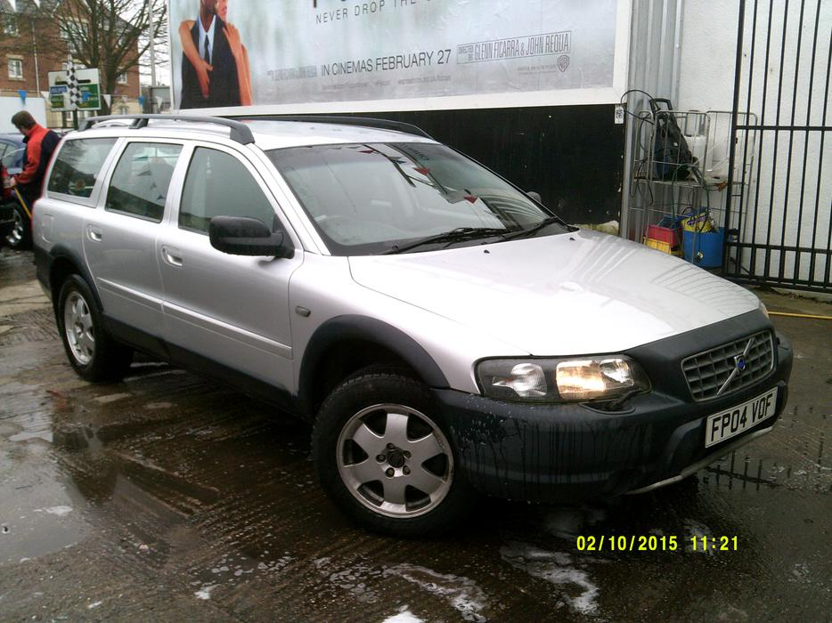 volvo xc70 cross country 4x4 diesel wednesbury dudley mobile. Black Bedroom Furniture Sets. Home Design Ideas