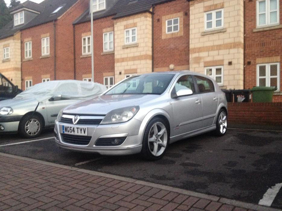 2005 Astra Sri 2 0t Xpack Top Spec Heated Leather 230bhp